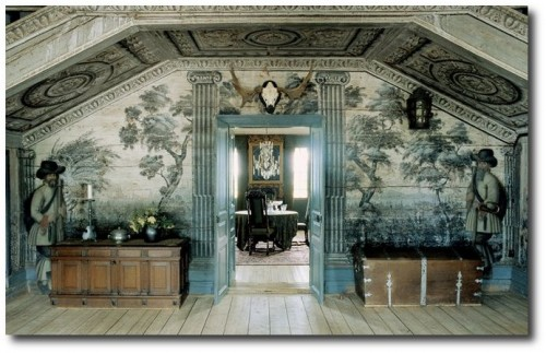 Sandemar Sweden 17th century 2 500x323 The Romantic Baroque Style: Part 5 Add Color