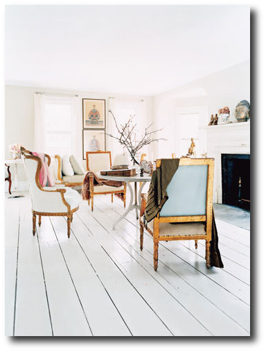 Painted wood flooring a swedish design must have part 5 for Swedish design magazine