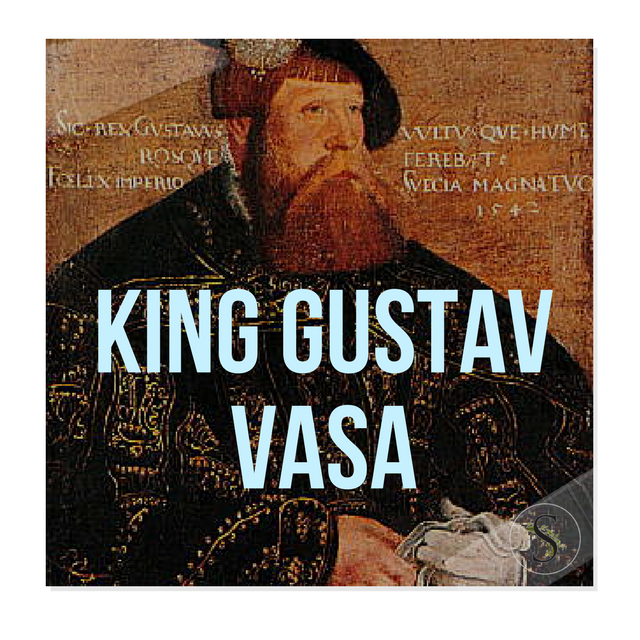 The Romantic Baroque Style Part 2 King Gustav Vasa
