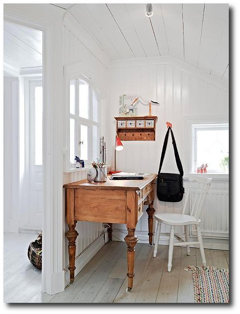 swedish country interior design