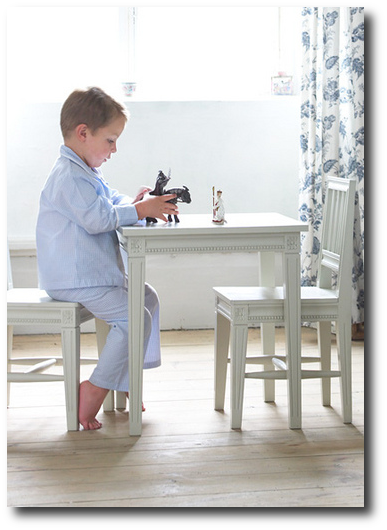 How To Decorate A Child S Room In The Swedish Style