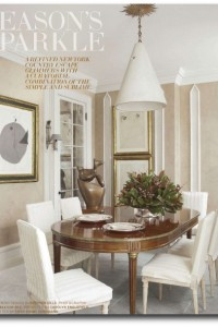 Stephen Sills's Holiday Decor – Veranda.com