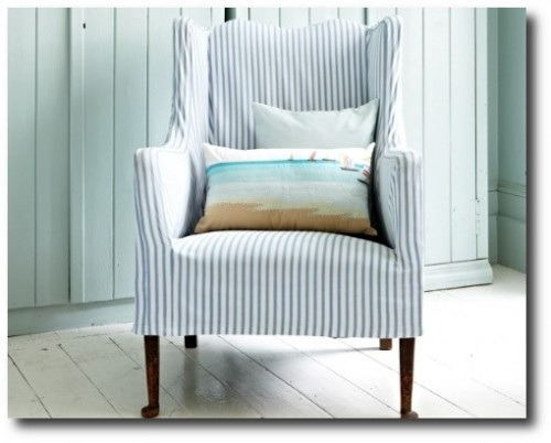 Stylish Looks For Slip Covering Your Furniture