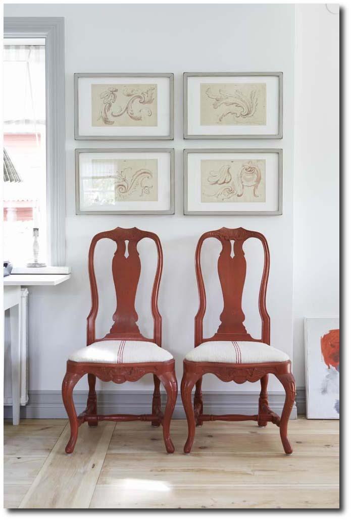 Custom Reproduction Gustavian Furniture Swedish Furniture