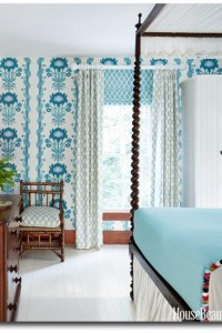 Guest Bedroom Featured On House Beautiful Magazine