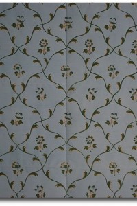 Wallpaper Used In Svartsjö Palace