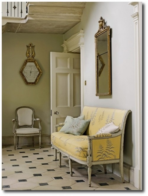 White Painted Furniture, Gustavian Furniture, Swedish Furniture, Updating Furniture, Swedish Decorating Ideas