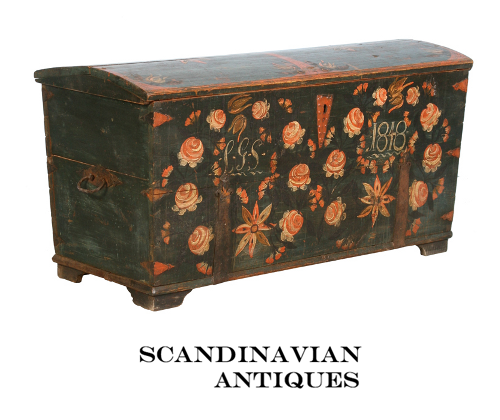Gustavian Antiques