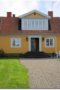 Summer Country House In Sweden – Unknown Details