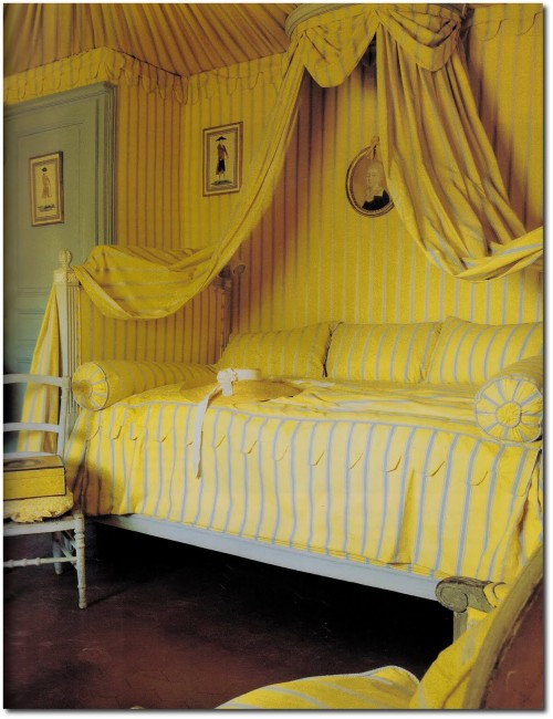 18th Century Yellow Rooms The Essence Of Frenchness Blog