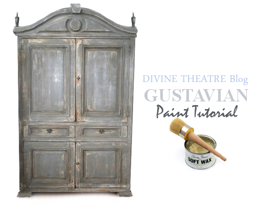 Paint Gustavian Finishes