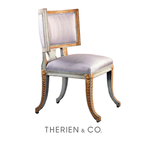 Swedish Neoclassical Side Chair