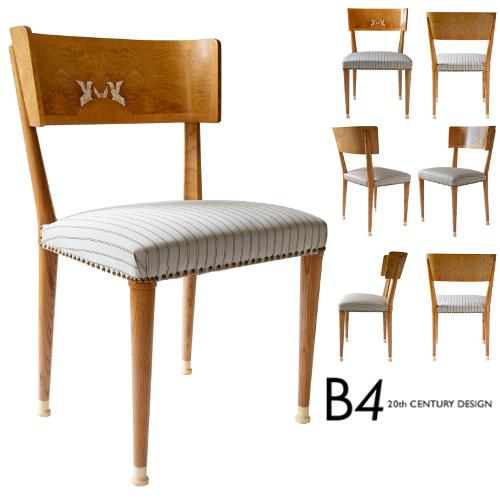 Swedish_art_deco_klismos_chairs_8
