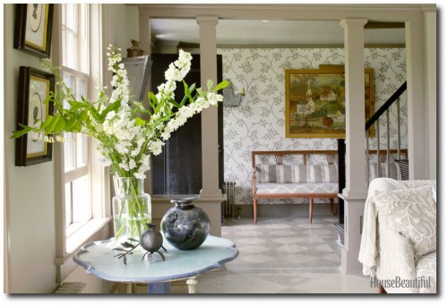 A Swedish Collected Home In Upstate New York