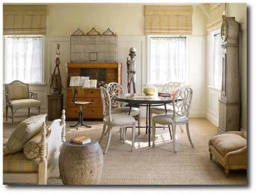Texas designer Joe Minton, White Painted Furniture, Gustavian Furniture, Swedish Furniture, Updating Furniture, Swedish Decorating Ideas