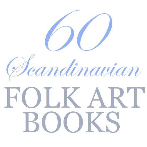 60 Scandinavian Books From Amazon