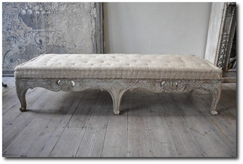 Benches From French Country Living Antiques 2