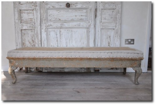 Benches From French Country Living Antiques