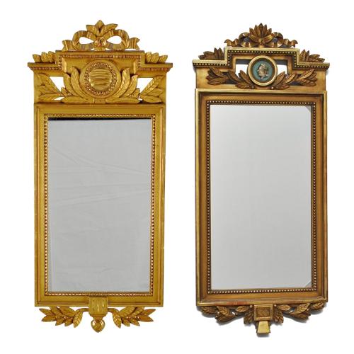 Gustavian Mirrors