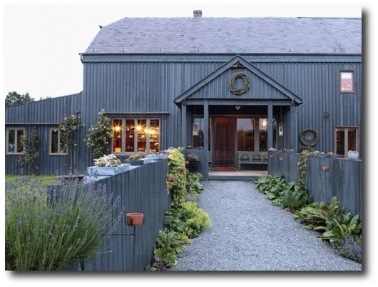 3 rustic scandinavian country homes borrow ideas from norway and