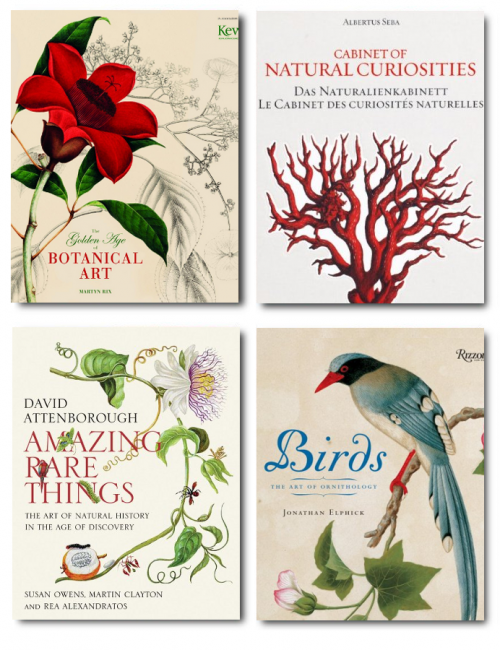 Botanical Books
