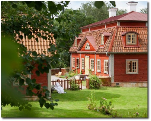 Gård & Torp, Property In Sweden, Homes In Sweden, Renting In Sweden, Swedish Real Estate, Searching For A Home Overseas, Swedish Vacation Homes