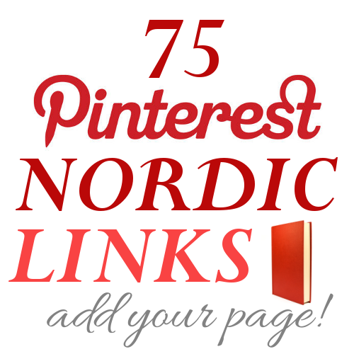 75 Pinterest Links 75 Swedish Nordic Pinterest Pages!  Oh Yes...More Eye Candy!