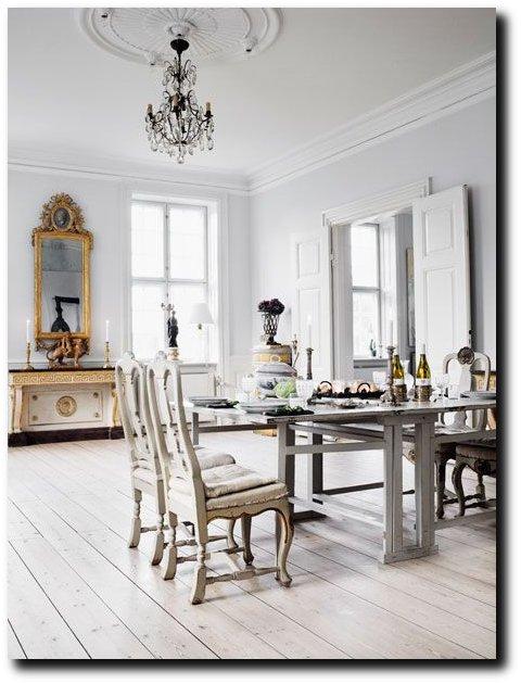 Gelskov Gods, a manor house on the island of Funen in Denmark