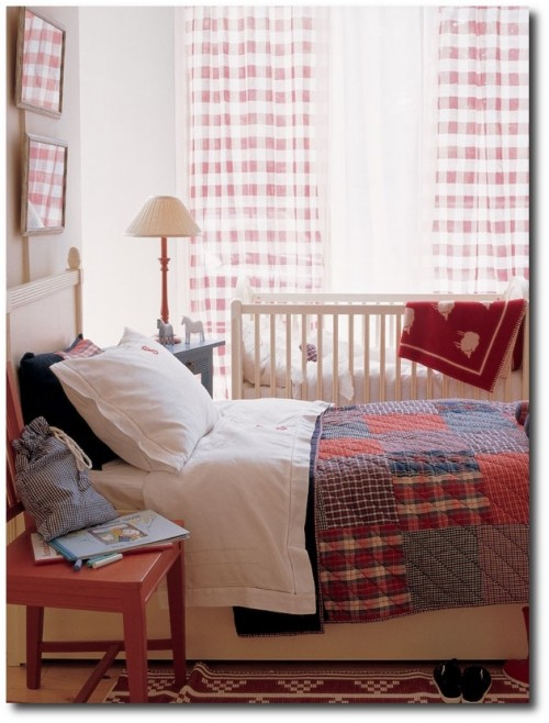 Scandinavian children's room