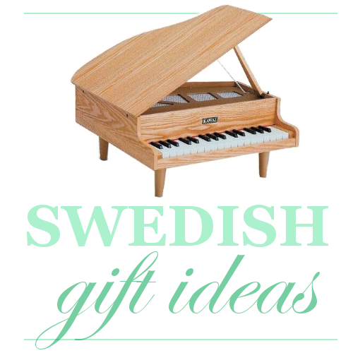 Swedish Gift Ideas