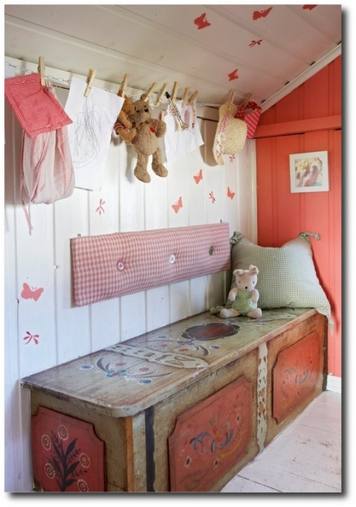 Swedish Kids Rooms