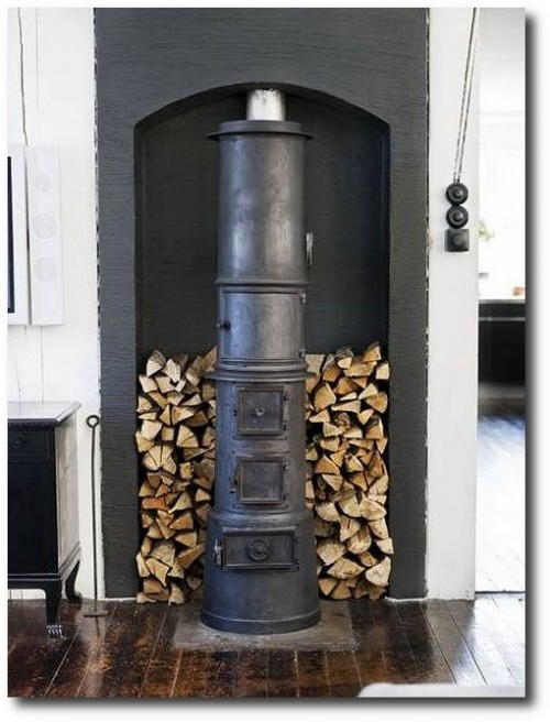 Wood Stove 500x656 75 Swedish Nordic Pinterest Pages!  Oh Yes...More Eye Candy!