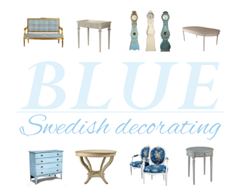 Swedish Decorating