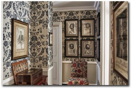 Farrow & Ball Wallpaper The St Antoine Papers