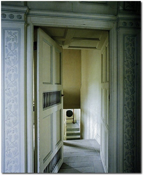 Christopher Simon Sykes, The World of Interiors, Dumfries House