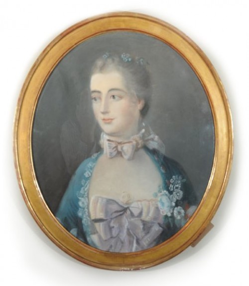 Early 19th Century Female Portrait