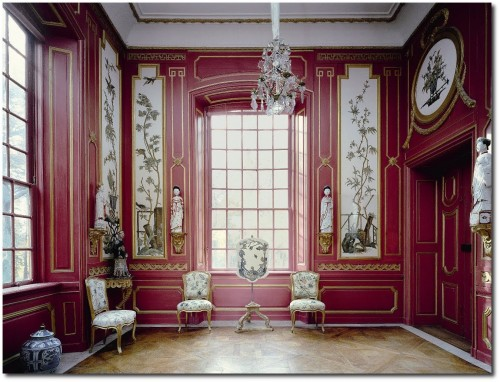 Chinese Pavilion of the Drottningholm Palace, Sweden