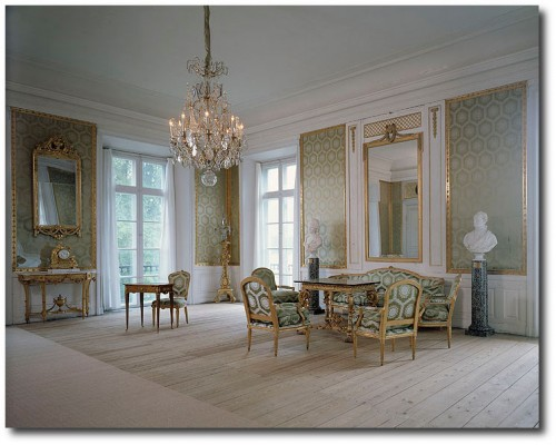 Gripsholm interiors - Gula Salongen National Museum Stockholm's Flicker 4