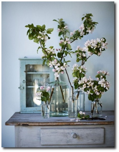 Swedish Interiors Pretty Florals