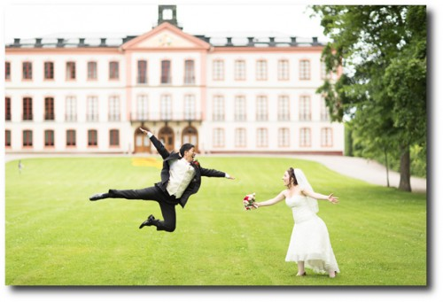 Swedish Wedding at Tullgarn Palace