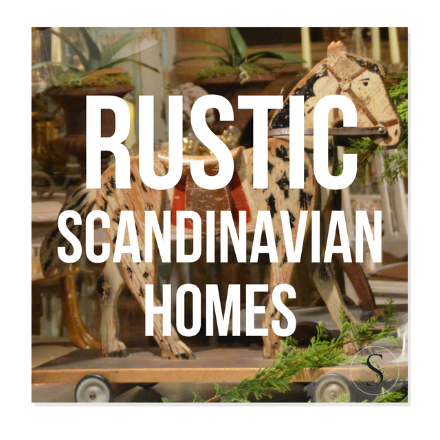 3 Rustic Scandinavian Country Homes U2013 Borrow Ideas From Norway And Denmark