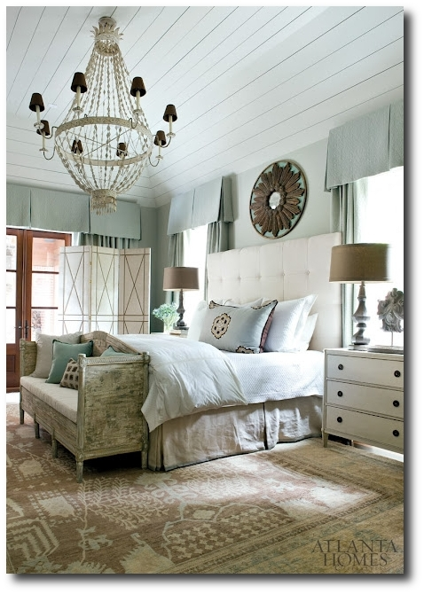 A home located near the Chattahoochee River, decorated by designer Amy Morris 5