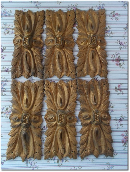 Antique French Furniture Embellishments
