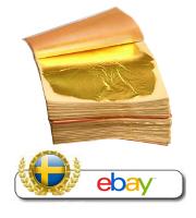 Gold Leaf Swedish Link On Ebay