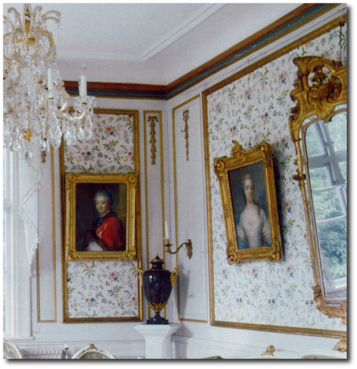 Johan and Ingrid Lagerfelt's Home In Veranda 1