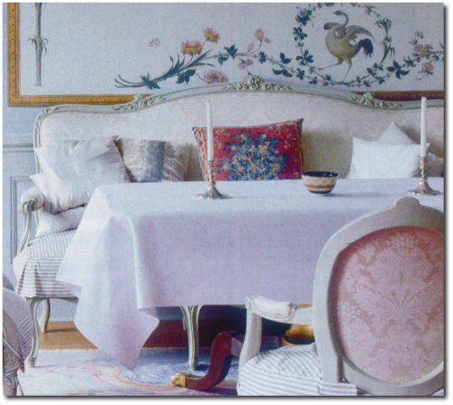 Johan and Ingrid Lagerfelt's Home In Veranda 4
