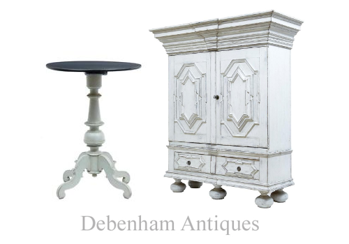 Swedish Antiques From Debenham Antiques