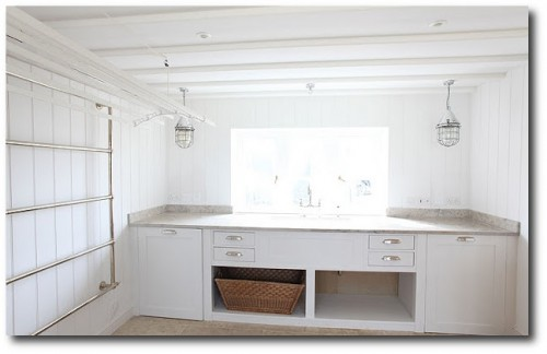 White Interiors -Cotswold's Barn Conversion From Light Locations 3