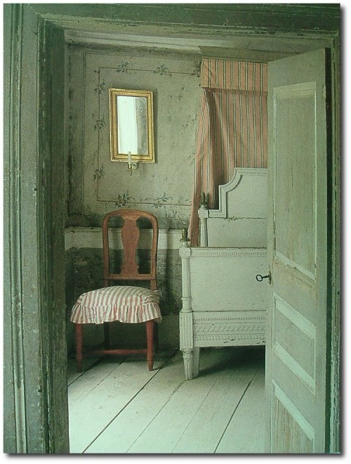 Swedish Gustavian Style - Unknown Credit