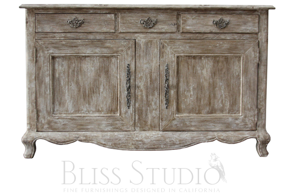 Beautiful Chippy Paint Finishes From Bliss Studio